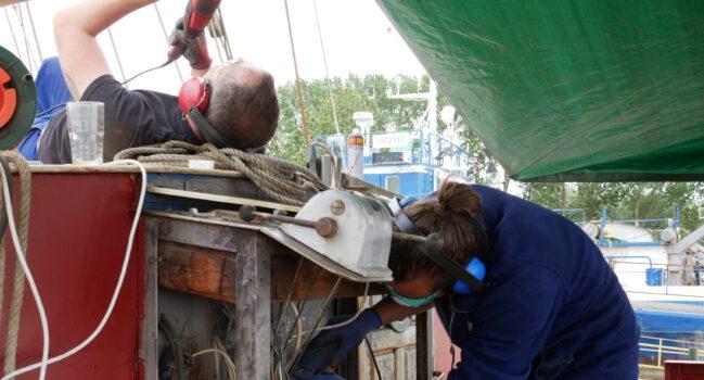 Werftblogeintrag vom 25.07.20