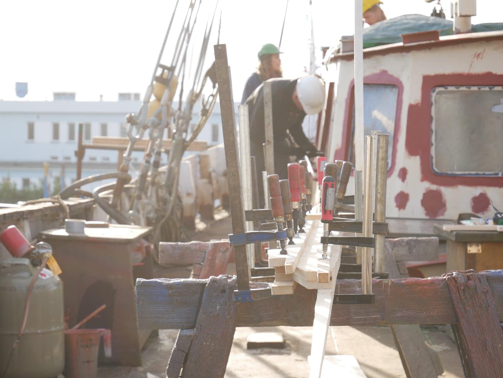 Werftblogeintrag vom 03.08.20