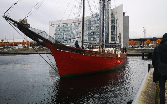 Die Freedom ist in Kiel!