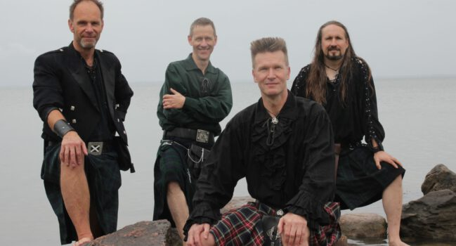 The Baltic Scots Live